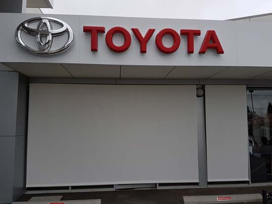 Cafe blinds toyota commercial campbell blinds and awnings